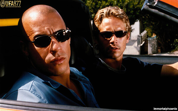 The Fast and the Furious 1