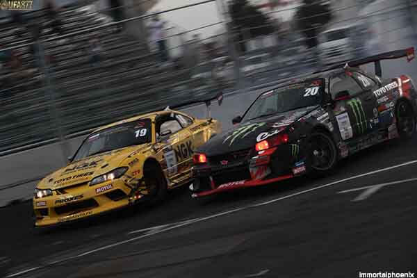 Drift tuning2