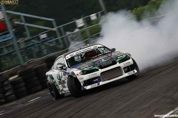 Drifting motorsport 4