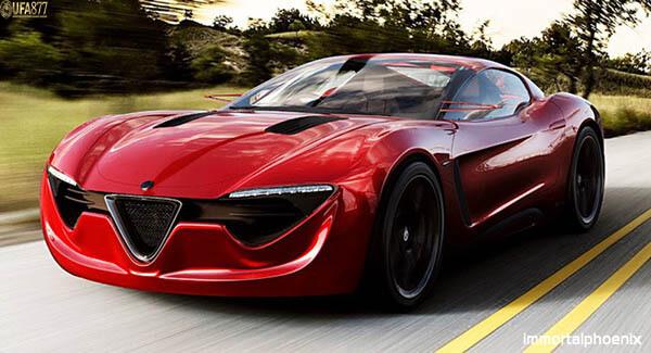 Alfa Romeo Design and technology