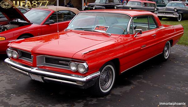 Pontiac Tempest generation 3