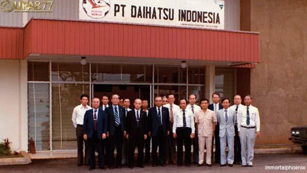 Daihatsu Export markets