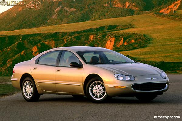 1998-2007 DaimlerChrysler
