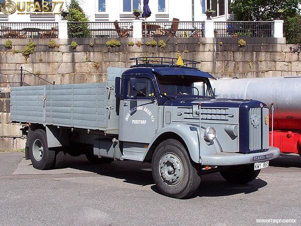 Scania AB 1970
