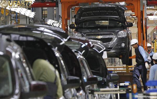 General Motors Asia 2