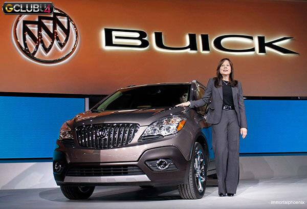 General Motors World presence