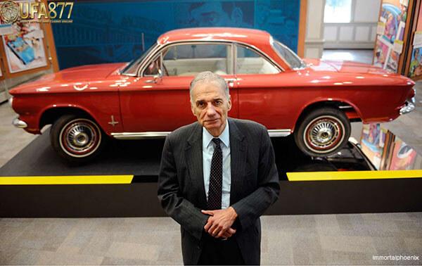 Ralph Nader and the Corvair
